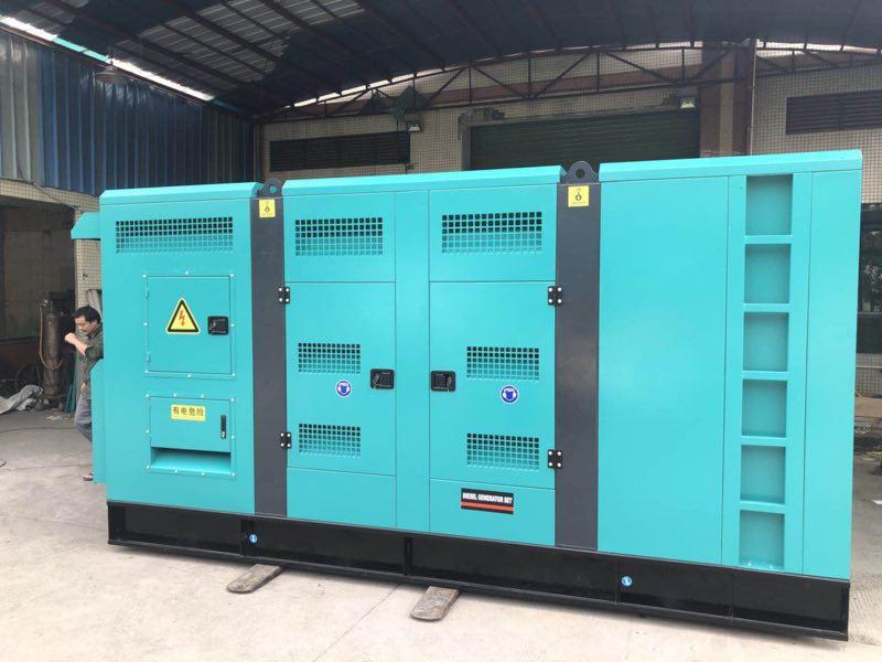 二手发电机出口到柬埔寨西港海运物流运输专线双清